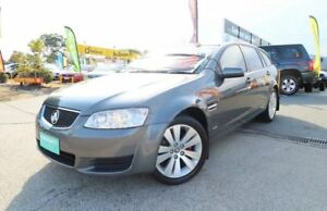 2011 Holden Commodore VE II MY12 Omega Sportwagon Grey 6 Speed Sports Automatic Wagon