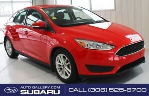 2017 Ford Focus SE | HEATED SEATS & STEERING WHEEL | ALLOY WHEEL