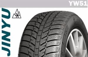 Set of 4 brand new Jinyu YW51 P205/55R16 winter tires