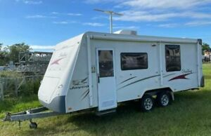 2008 Jayco STERLING 21.65-4 SLIDE OUT 21.65-4 2 Axle Forest Glen Maroochydore Area Preview
