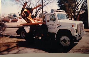 """Holt 52 """" Tree Spade Truck Mounted"""