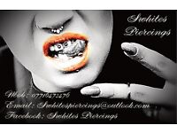 Mobile body piercer