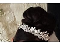 Wedding tiara prom tiara