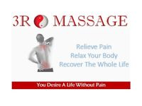Relieve Pain with Professional Massage: Chinese Tuina, Acupressure, Deep Tissue