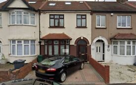 BEAUTIFUL 4 BEDROOM HOUSE TO LET IN ILFORD IG1 2XR!!