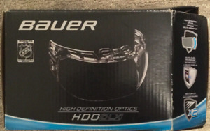 Bauer Visor with 2 holders