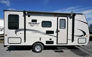FOR RENT: New Lite Weight Travel Trailer with U-Dining
