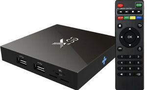 X96W - 1GB /8GB - Quad Core-64 Bits Real 4K-ANDROID7.1 TV Box