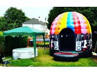 HOT TUB & DISCO DOME HiRE £200