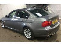 BMW 3 SERIES 2.0 320D SE 4d 175 BHP SERVICE RECORD** FULL YEAR MOT LEATHER TRIM*** PARKING AID