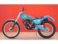 Bultaco Sherpa 350 1976