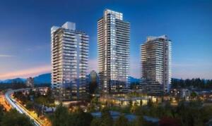 Assignment Lougheed Heights Tower 1 By BOSA 2bed and 2bath