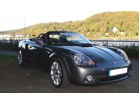 WANTED - Toyota MR2 ROADSTER - A/C - Leather