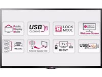 LG LG42LN549C Pro 42-inch Widescreen 1080p Full HD LED TV Commercial Grade with Freeview HD