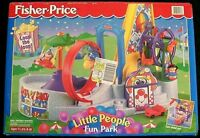 little people  fun park (fisher price)