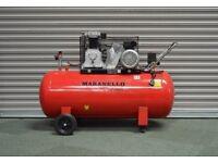 Air Compressor 200 Litre Free Delivery!!