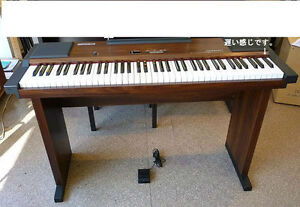 Roland Piano HP-100 with Stand, pedal (76 keys)