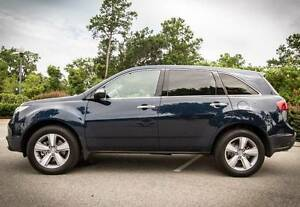 2012 Acura MDX Teckpackage SUV, Crossover