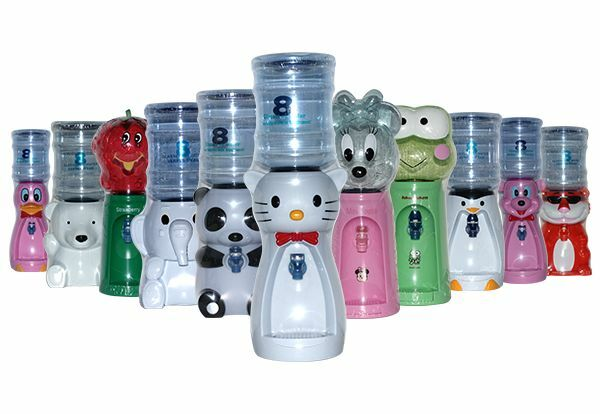 Kiddies Water Dispensers - Holds 2Liters of water/ Juice