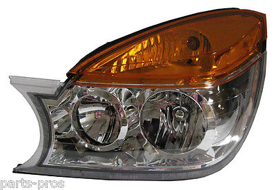 New Replacement Headlight Assembly LH / FOR 2002-03 BUICK RENDEZVOUS Buick Rendezvous Replacement Headlight