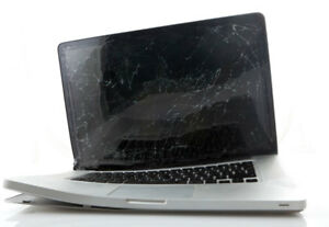 Cash for your broken MacBook Air or Pro (2013 and newer).