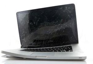 Achète des portables MacBook pro ou air pour pièces