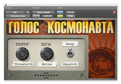 Avid Digidesign Cosmonaut Voice FOR Pro Tools 10 9 8 7 6 5 RTAS Audiosuite