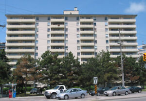 2 Bdm. Apartment for Rent in North York!  Bathurst and Rockford