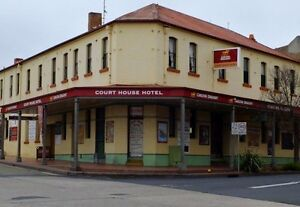 Fully licensed Hotel Business opportunity  ,no good will Lithgow Lithgow Area Preview