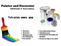 ML Painter and Decorator Edinburgh and East Lothian