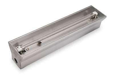 """35-13/16"""" Electric Radiant Quartz Infrared Heater, Tempco, CRA80024"""