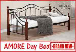 SINGLE Bed Size AMORE Day Bed BRAND NEW and DELIVERED FREE New Farm Brisbane North East Preview