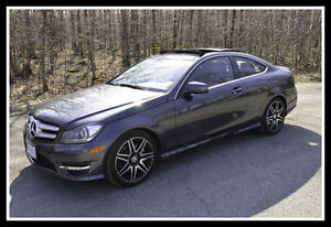2013 Mercedes-Benz C-Class Coupe (2 door)