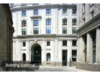 LONDON WALL Office Space to Let, EC2R - Flexible Terms | 2 - 85 people