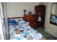 Newly refurbished double bedroom with WIFI - Student house