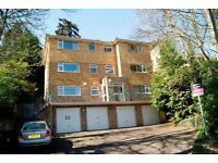 SPACIOUS AND MODERN UNFURNISHED 2 BEDROOM GROUND FLOOR FLAT WITH PARKING AND PATIO IN WESTBOURNE