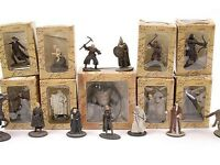 48 Lord of The Rings Figurines