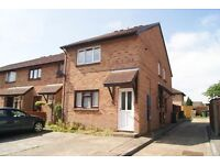 MODERN UNFURNISHED 1 BEDROOM FIRST FLOOR FLAT WITH GARDEN AND 2 PARKING SPACES IN NETLEY ABBEY