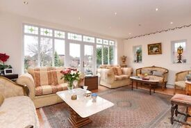 **Amazing 4 bedroom family house in Totteridge&Whetstone:3 double 1 single!Garden&BBQ**