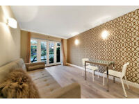 Newly-refurbished stylish and luxury one bedroomed apartment in the heart of Islington ~