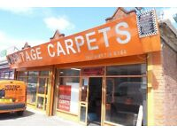 xXx GROUND FLOOR DOUBLE FRONTED PREMISES ON FORMANS ROAD xXx