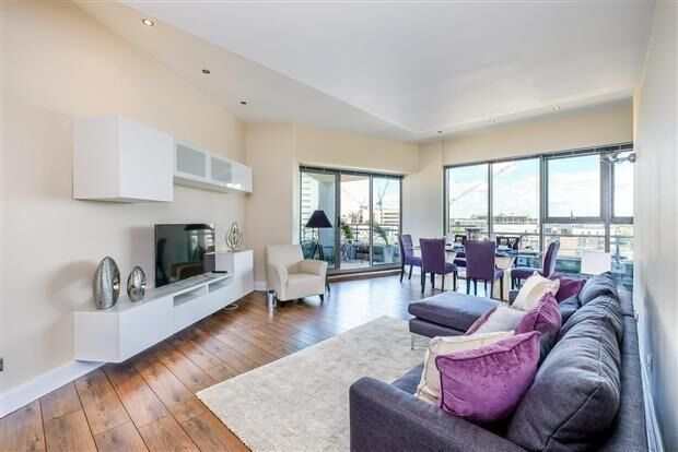 BRAND NEW Luxurious 2 Double Bedroom 2 Bathroom Penthouse Apartment With Gym and Concierge Service.