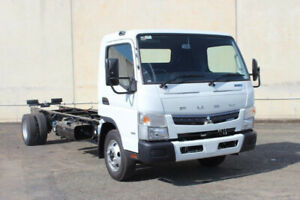 Fuso Canter 918 XXLWB Cab chassis Rocklea Brisbane South West Preview