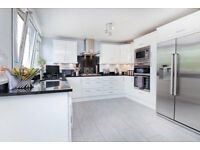 SUPERB 3 DOUBLE BEDROOM SPLIT LEVEL APARTMENT W/ SOUTH FACING BALCONY MOMENTS FROM HAMPSTEAD HEATH