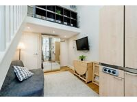 Amazing Mezzanine Studio Flat in Notting Hill AVAILABLE NOW