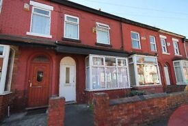 4 bedroom terraced house - WHITBY ROAD - Fallowfield - Academic Year 2017/18
