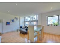 Beautiful and spacious two bedroom flat, fully furnished in a private gated block in Eagle Court