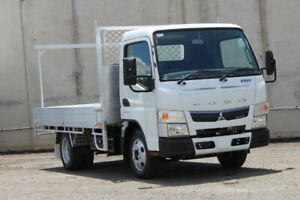 Fuso Canter 515 SWB with Alloy Tray Tray Rocklea Brisbane South West Preview