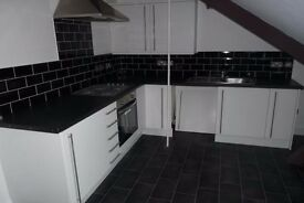 1 or 2 bedroom Apartment - City Centre + Secure Parking space