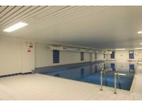 ***MUST SEE ASAP*** 2 BEDROOM FLAT IN CANARY WHARF WITH GYM AND POOL